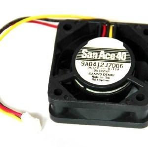 3D Printer Reprap Cooling Fan 40*40*15mm 12V 0.11A