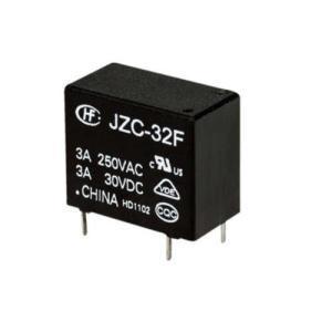 HF32F/005-ZS SUBMINIATURE INTERMEDIATE POWER Relè