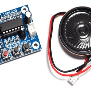 ISD1820 Suono Voce Registrazione Playback Modulo per Arduino