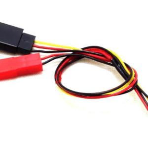 5.8g FPV Illustrated Transmit Video Output Cable AV Emission Image Transmission Line
