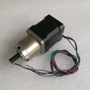 Motore Stepper con Motoriduttore 1:14 0k42STH47 - 1684AG14