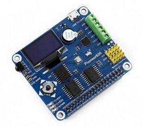 Pioneer600, Raspberry Pi Scheda Espansione