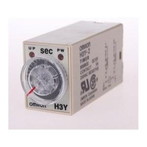 H3Y-2-C 24VDC 5A AC250V DC30V Time timer Relè 60M