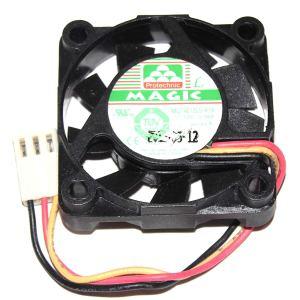 MGT4012LS-A10 Ventola 12V 0.08A 4010 9 Pale 3 Fili