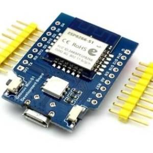 GOOUUU-S1 ESP8266 Modulo di sviluppo WIFI seriale compatibile NODEMCU