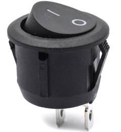 Interruttore a bilanciere 2 Pezzi 2 pin SPST on off button Interruttore KCD1-105