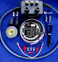 ultima wiring electrical components ultimaacircreg single fire programmable ignition kit w rotor usa made coil [ 1600 x 1200 Pixel ]