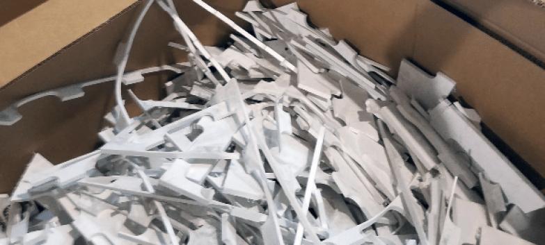 Recycle Plastic Scrap • Domino Plastics Company Inc