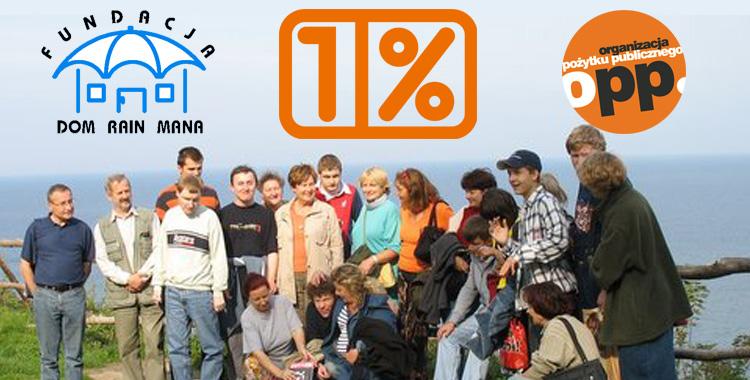Przekaż 1% podatku na farmę dla osób z autyzmem