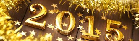Z najlepszymi życzeniami na rok 2015
