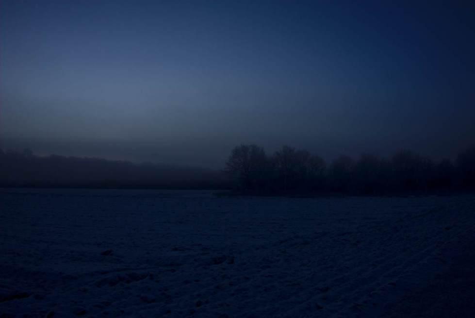MdRzA 2017-01-16 Morgengrauen im Südosten mit Nebelfetzen