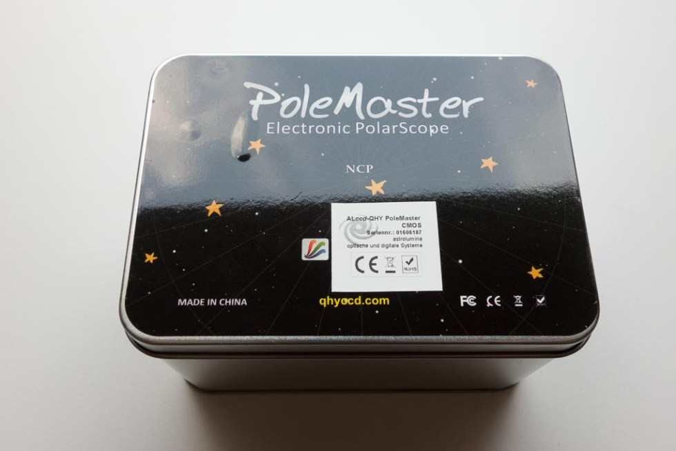 QHY PoleMaster Verpackung