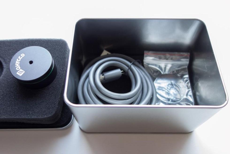 QHY PoleMaster Verpackung tief verborgen