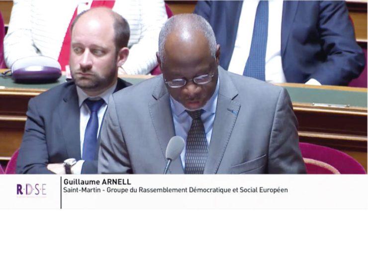Le Sénateur Guillaume Arnell veut une Préfecture de plein exercice à Saint-Martin, la réponse est… NON