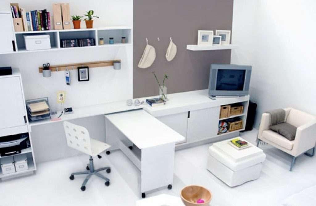 amenajare creativa a unui birou