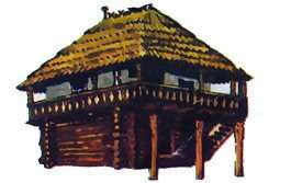 Casa din Curtisoara judet Gorj