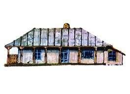 Casa din Buzau localitatea Rusetu