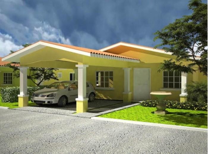 Nuevas casas en construccin en Penonom  Domunetcom