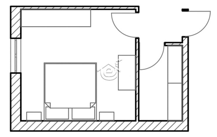 Pianta Cabina Armadio 2021