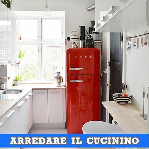 arredare e progettare la cucina piccola  domusecoit