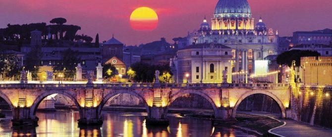 I migliori punti panoramici di Roma  BB Roma