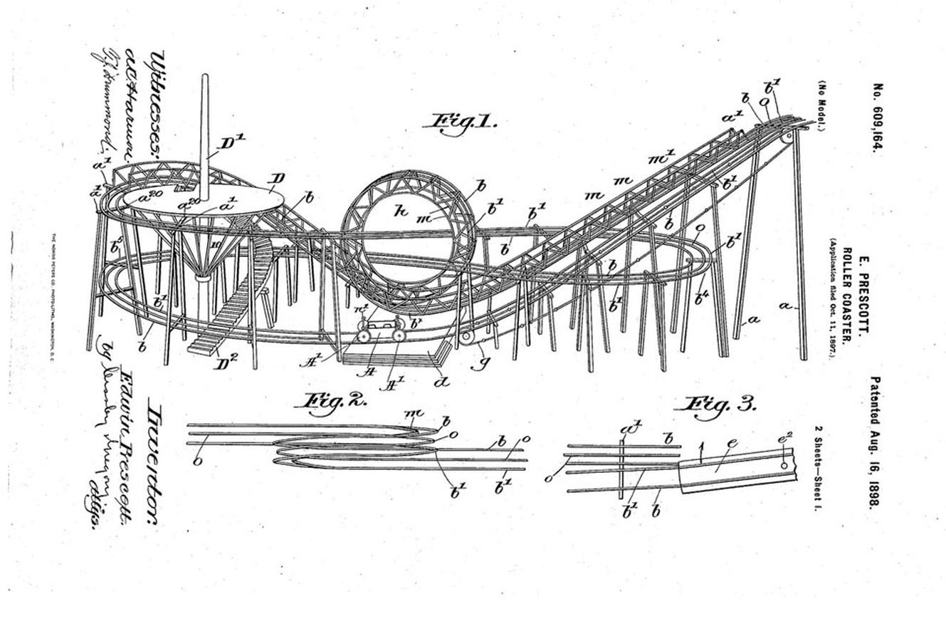 Roller Coaster Parts Diagram Pictures To Pin