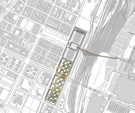 Turin The Olympic Village and the future of the city  Domus