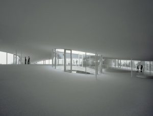 Rolex Learning Center by SANAA, Lausanne  Domus