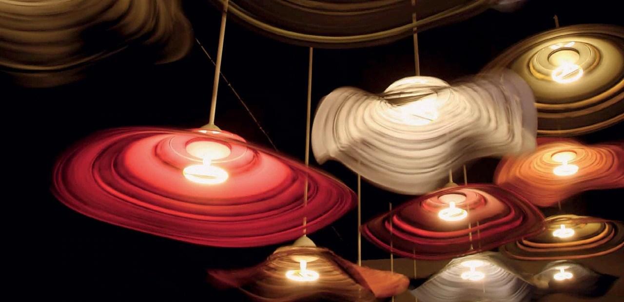 Atelier Oi Dancing Light Domus