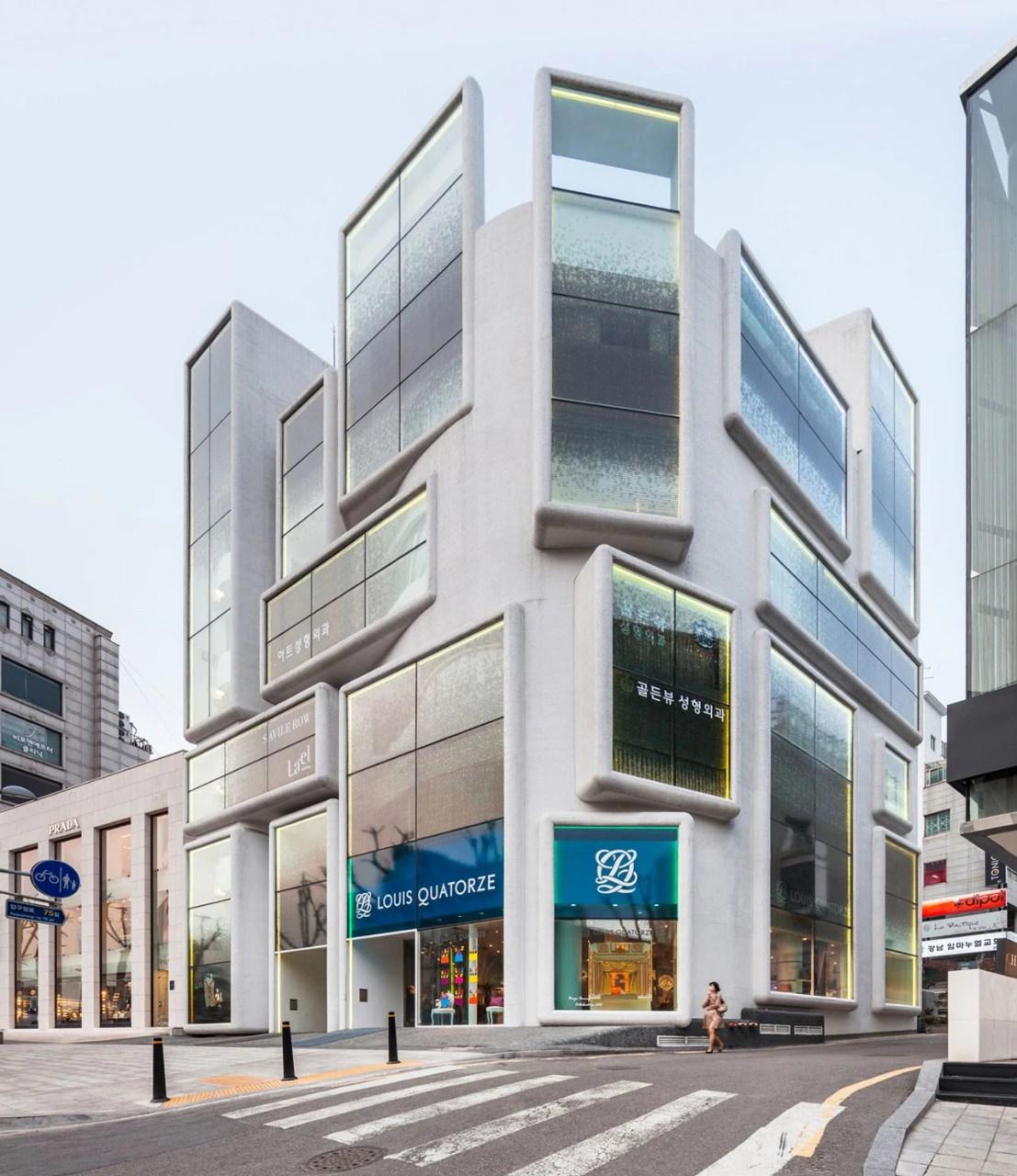 MVRDV: Chungha Building - Domus