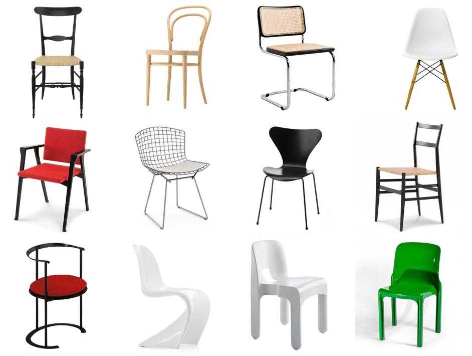 Abbiamo una vasta selezione di oggetti di design vintage dagli anni '50 agli anni `90. 20 Imperdibili Sedie Di Design Il Carattere Di Una Sedia Moderna