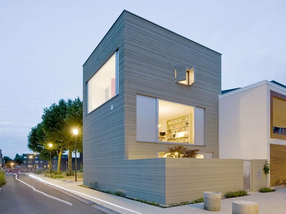 GAAGA Stripe House Domus
