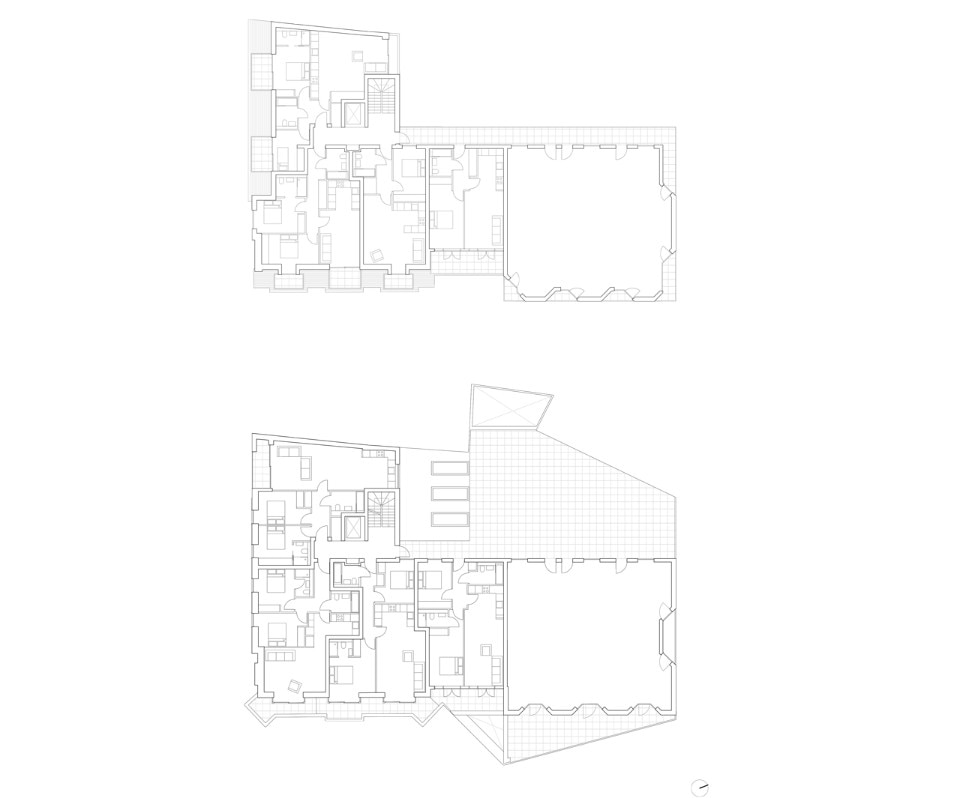 pH+ Architects designed a classic/contemporary brick