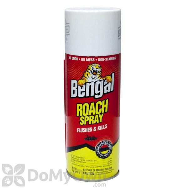 Bengal Roach Spray Permethrin Control - Free Shipping