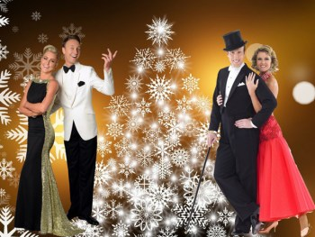 Strictly Christmas Gift of Anton Du Beke & Natalie Lowe