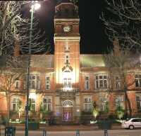 Learn to dance at Hyde Town Hall