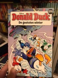 Donald Duck pocket 270: De gestolen winter