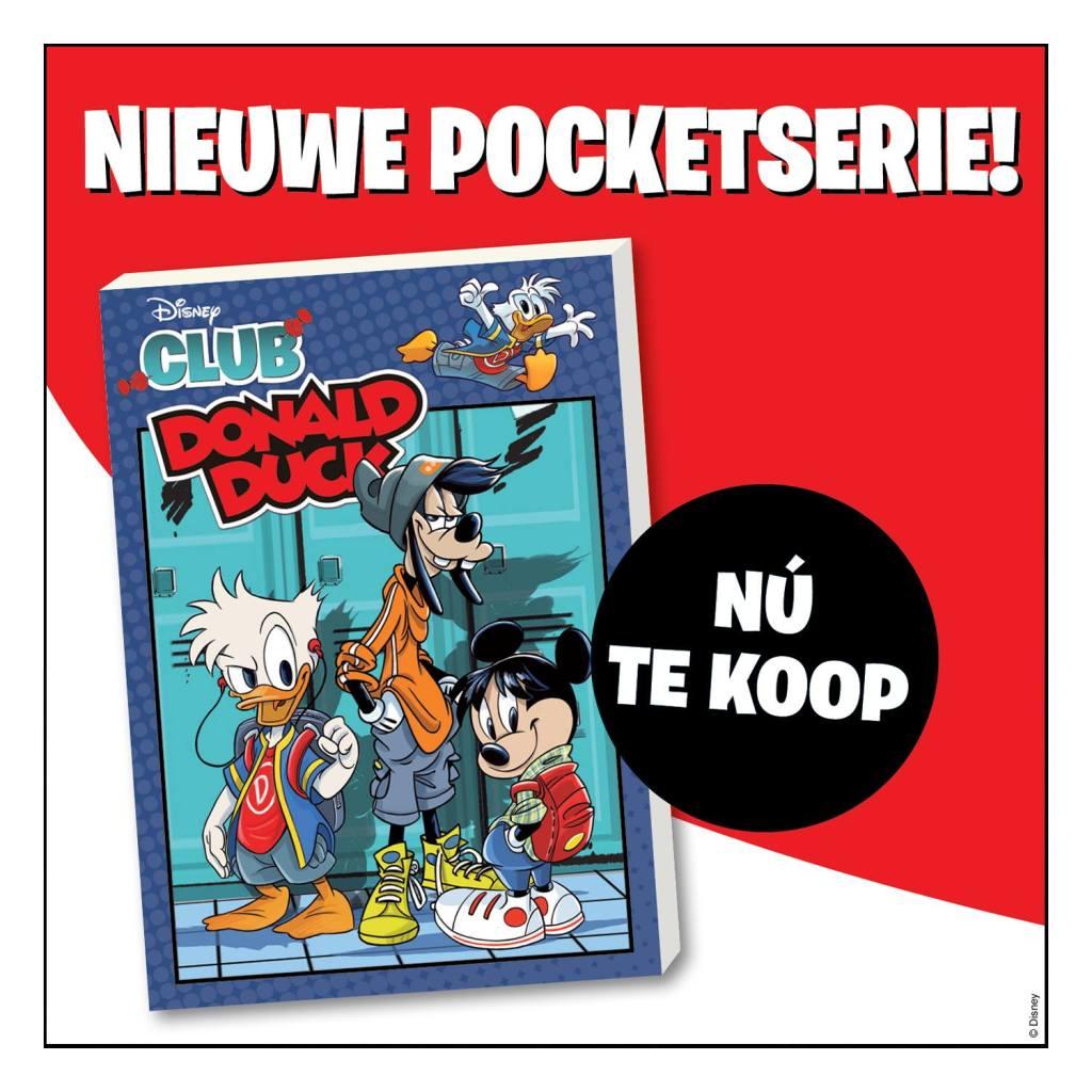 Afbeelding van Club Donald Duck Pocket