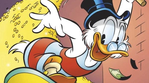 Deze week in Donald Duck weekblad 29 (2021)