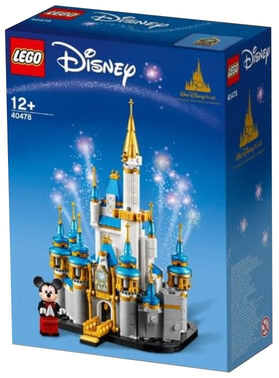 LEGO mini Disney Kasteel (40478)