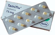 Tamiflu can be used to treat flu like illness during the flu season 2017-18