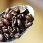 coffee beans contain caffeine