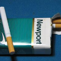 Newport is the most popular menthol cigarette