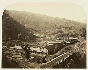 New Almaden Smelter 1863