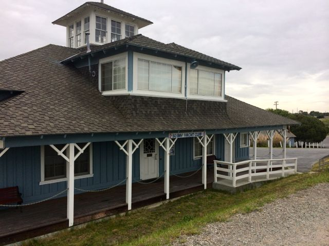 The South Bay Yacht Club founded in 1888 is still there.