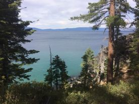 Along the Rubicon Trail