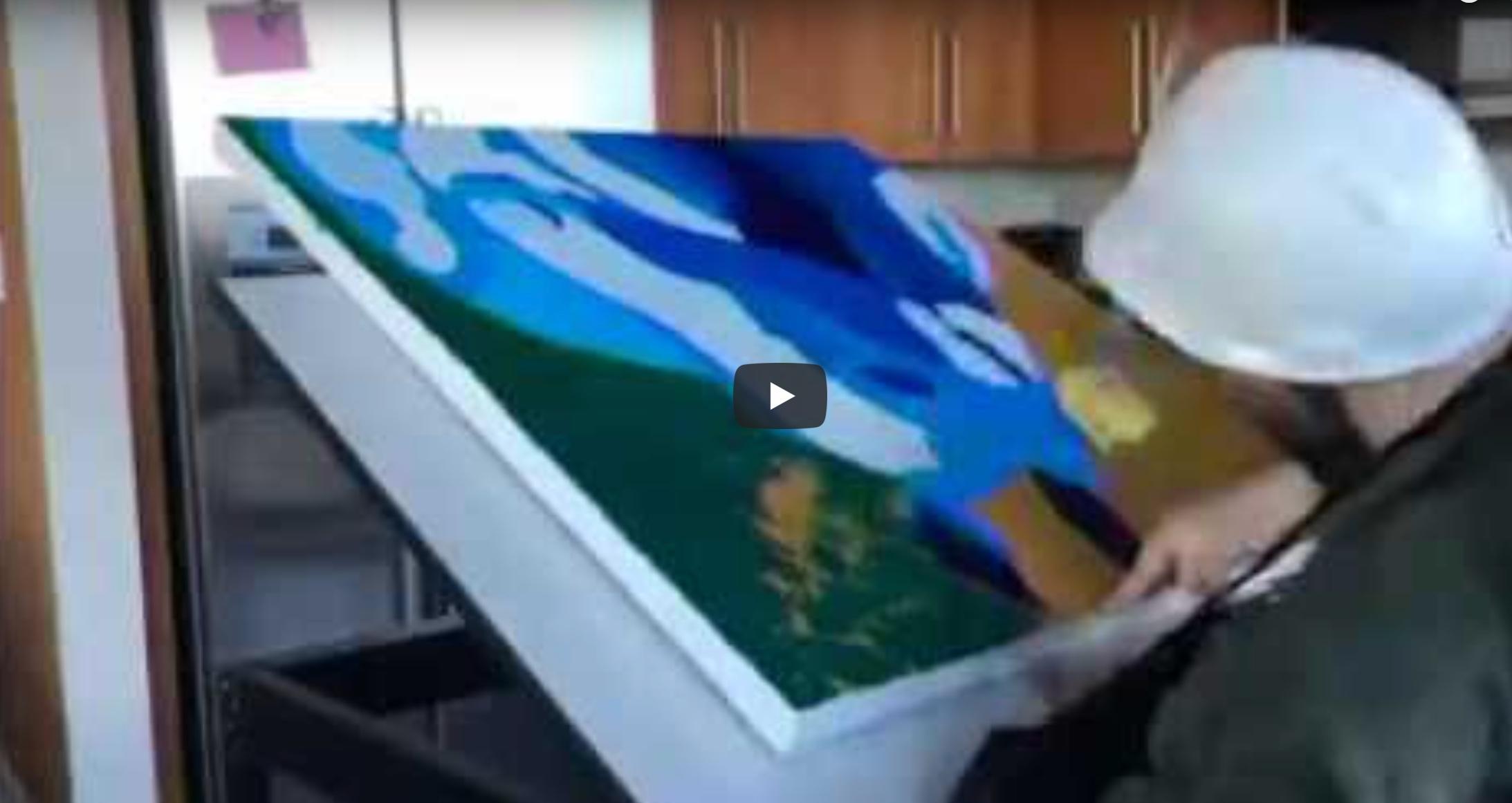 BLUE HORSE VIDEO