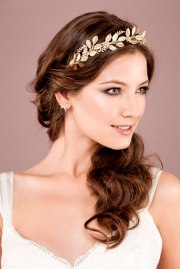 greek wedding hair divine