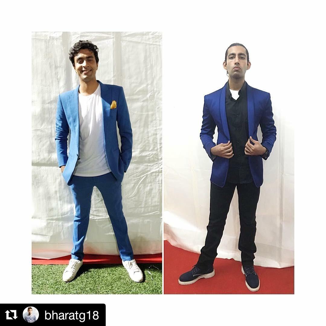 Varun Thakur & Aadar Malik