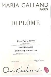 Soin Thalasso, Soin Masque DiplomModelant